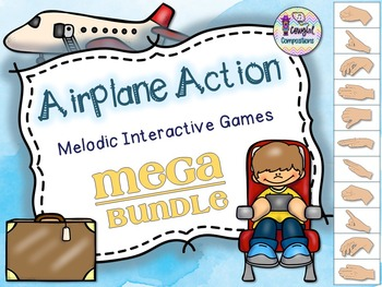 Airplane Action MEGA Bundle