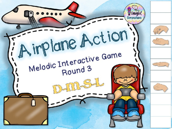 Airplane Action - Round 3 (D-M-S-L)