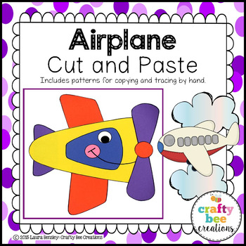 Airplane Cut and Paste