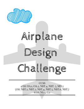 Airplane Design Challenge Using Catchbook