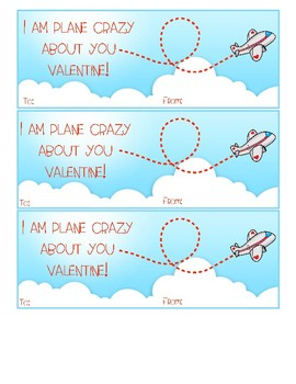 You're So Fly Valentine