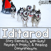 Akiak: Book Companion and Iditarod Extension Activities