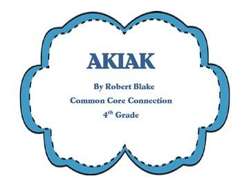 Akiak Houghton Mifflin Reading games, worksheets, and comp