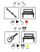 All About Instruments: Vocabulary and Speech Printable Act