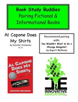 Al Capone Does My Shirts - Pairing Fiction and Information