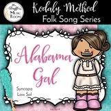 Alabama Gal {Syncopa} {Low Sol}