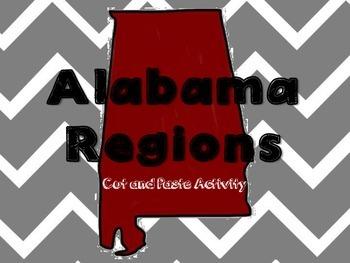Alabama Regions cut and paste activity