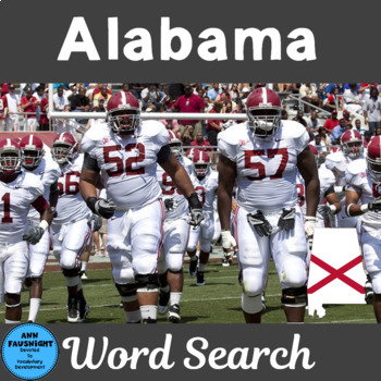 Alabama Search and Find