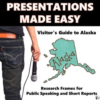 Alaska Research Frames: Presentations Made Easy