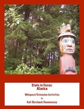 Alaska! (Webquest/Extension Activities)