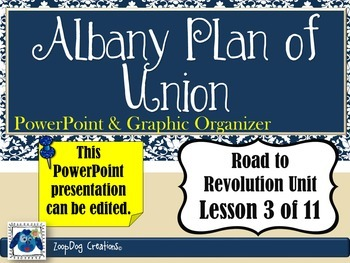 Albany Plan of Union PowerPoint Presentation