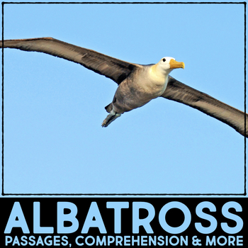 Albatross: Informational Article, QR Code Research & Fact Sort
