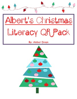 Albert's Christmas QR Packet