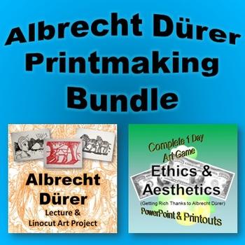 Albrecht Dürer Printmaking Bundle