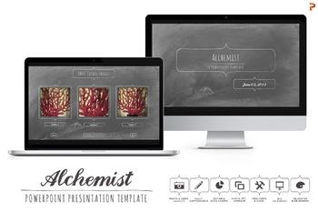 Alchemist Powerpoint Templates
