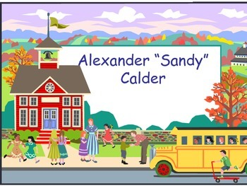 Alexander Calder Info Presentation