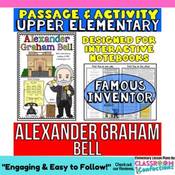 Alexander Graham Bell: Biography Reading Passage:  Famous