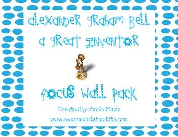 Alexander Graham Bell Focus Wall Pack