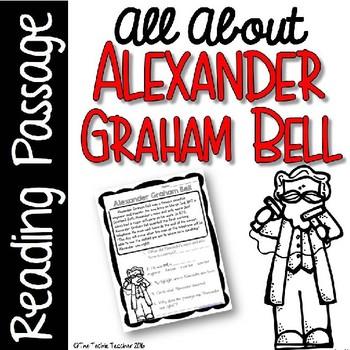 Alexander Graham Bell Reading Passage