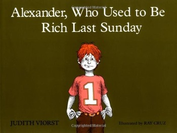 Alexander, Who Used to Be Rich Last Sunday Reading Guide (