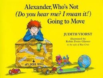 Alexander Who's Not (do you hear me?  I mean it!) Going to