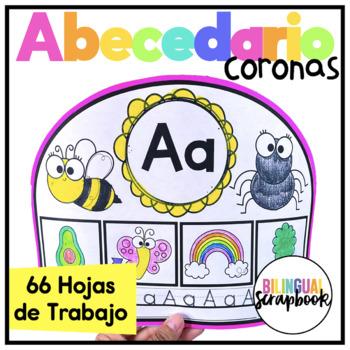 Alfa Diademas {A headband for every letter of the Spanish