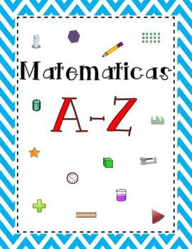 Alfabeto de Matemáticas