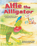 CCSS 2.NBT.A4: Alfie the Alligator:  A Teaching Rhyme Abou