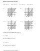 Algebra 1 Worksheet: Graphing Inequalities