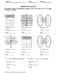 Algebra 1 Worksheet: Relations & Functions