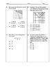 Algebra 2 EOC Spiral Quiz BUNDLE 26-30