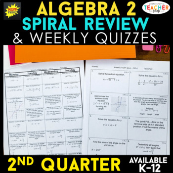 Algebra    I am proud to announce that I am now offering Spiral Language  Homework  K    and Spiral Reading Homework in my Teachers Pay Teachers  store