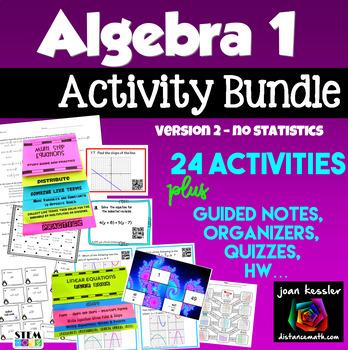 Algebra Bundle #2