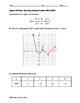 Algebra EOC Quiz - Graphing Piecewise Functions BUNDLE