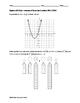 Algebra EOC Quiz - Inverses of Quadratic Functions BUNDLE