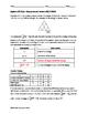 Algebra EOC Quiz - Sequences and Patterns BUNDLE