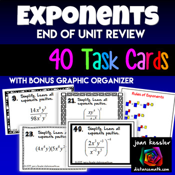 Algebra Exponents