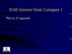 Algebra Geometry Math Jeopardy games  Equations Vocabulary