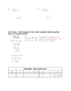 Algebra I - Solving Systems of Equations with Substitution