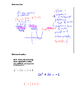 Algebra 2 Complete Unit on Equations and Inequalities (Pol
