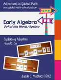 Hands-On Algebra Math Center -  Missing Addends with Tools
