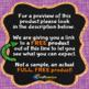 Algebraic Reasoning Unit Vocabulary Words Interactive Fold