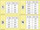 Algebraic Rule Task Cards
