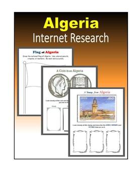 Algeria (Internet Research)