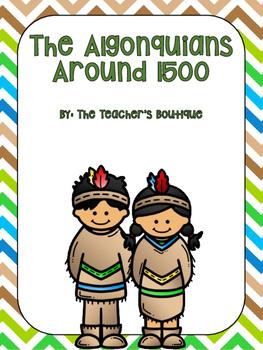 Algonquians Around 1500