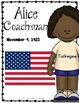 Alice Coachman Biography Research Bundle {Report, Trifold,