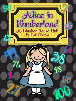 Alice in Numberland: A Number Sense Unit
