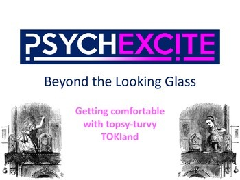 Alice in ToKland Beyond the looking glass