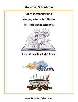 Alice in Wonderland -  Mood of the Story