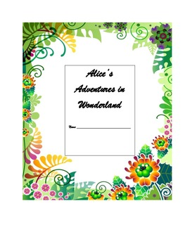 Alice's Adventures In Wonderland Literature Study